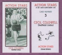 Sheffield United Cecil Coldwell 3